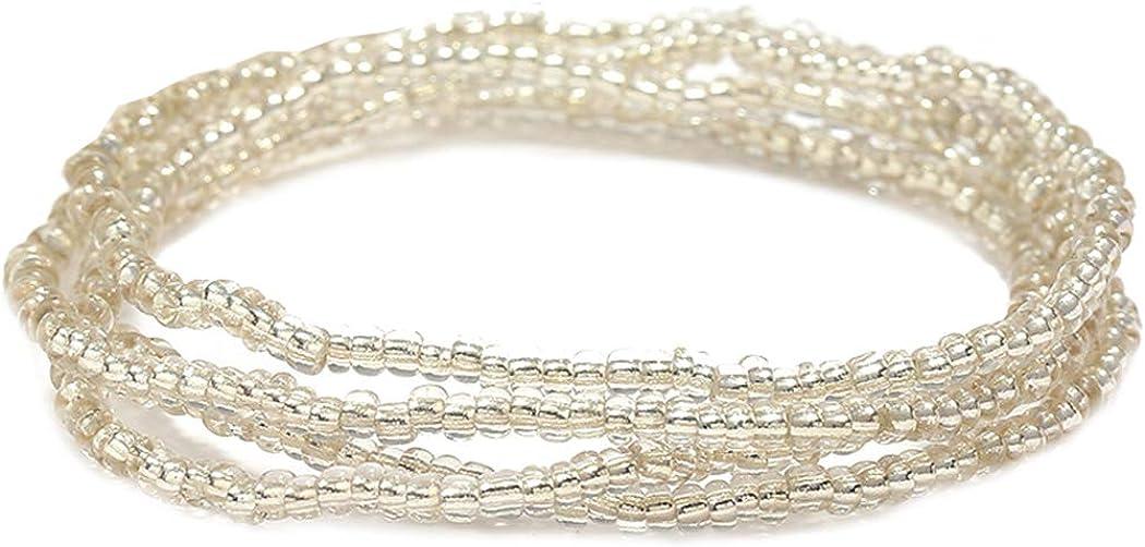 COSYOO Waist Chain Creative Fashion Beads Waist Jewelry Belly Chain for Women Girls