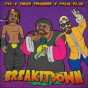 Break It Down! (feat. Dyllan Elijah & Chuck Strangers)