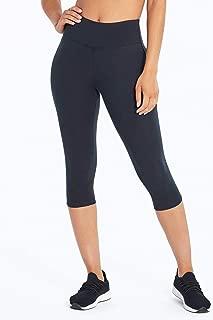 Marika Women's Brooke High Rise Tummy Control Capri Leggings