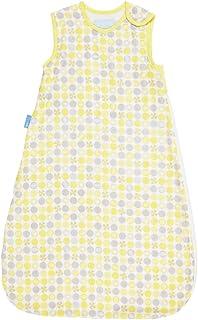 The Gro Company Grobag Beach Balls Yellow Lightweave Sleeping Bag for 0-6 Months Baby
