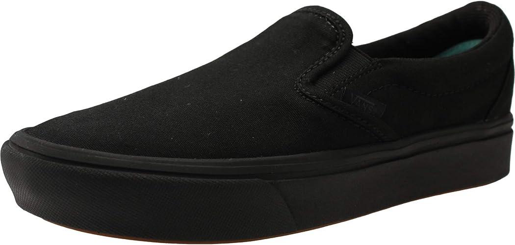 Vans Comfycush Slip on baskets noir