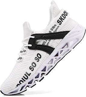 TSIODFO أحذية رياضية للرجال للجري أحذية التنس المشي