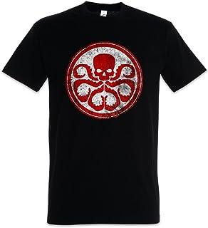 Urban Backwoods Hydra Vintage Logo II Camiseta De Hombre T-Shirt