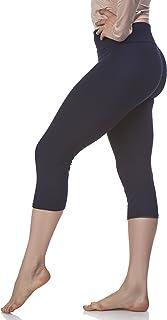 Lmb Extra Soft Capri Leggings With High Waist