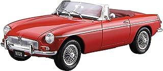 青島文化教材社 1/24 ザ・モデルカーシリーズ No.101 BLMC G/HM4 MG-B MK-2 1968 プラモデル