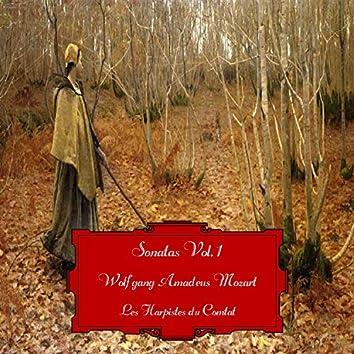 Mozart: Sonatas, Vol. 1