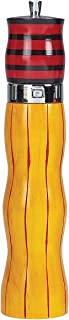 William Bounds 27805 Tulip Mill Salt Shaker and Pepper Grinder Combo, Yellow/Red