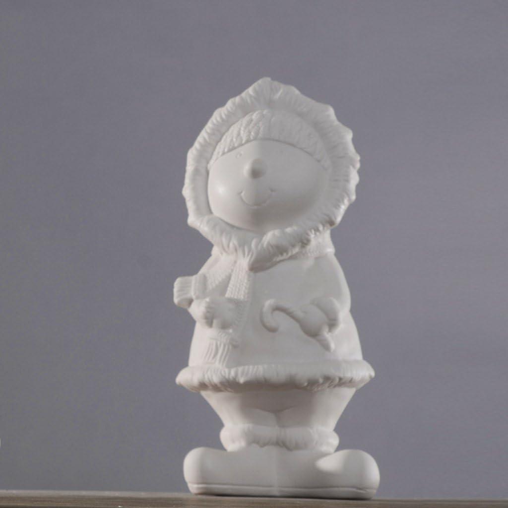 HAODAMAI gift Modern Fashion Simple Ceramic Home Fixed price for sale Deco Decoration Doll