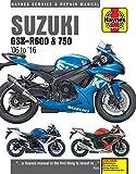 Haynes Manual - Suzuki GSXR 600 750 2006-2016