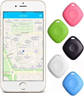 $26 » Auoeer Key Finder, Mini Bluetooth Tracker Devices, Anti-Lost Chip, GPS Remote Controls, Item Finder Smart Tracker, Phone L...