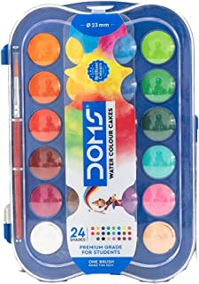 Water Painting set of 24 pcs for Kids to make art and craft