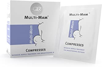 Multi-mam Compresses 12 Sachets