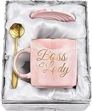 Boss Lady Coffee Mug Boss Lady Gifts for Women Boss Coffee Mug Appreciation Mug for Boss Day Mug for Boss Boss Lady Mugs P...