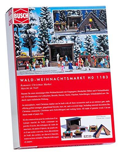 Busch 1183 - Wald-Weihnachtsmarkt, Fahrzeug