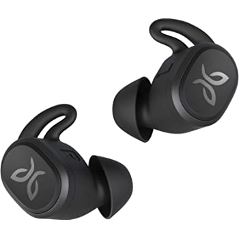Jaybird Vista True Wireless Bluetooth Sport Waterproof Earbud Premium Headphones - Black