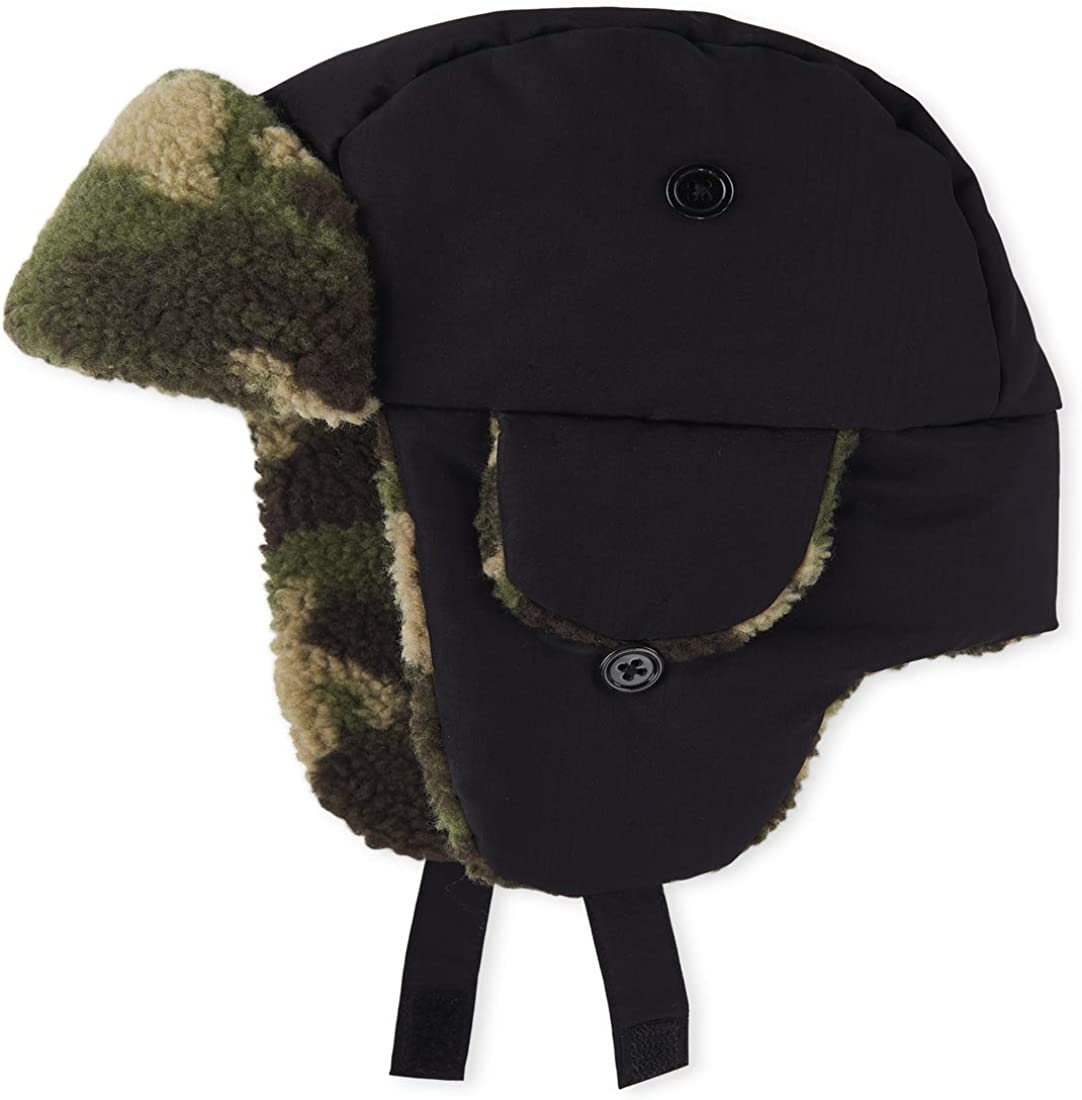 The Children's Place Boys' Puffer Hat
