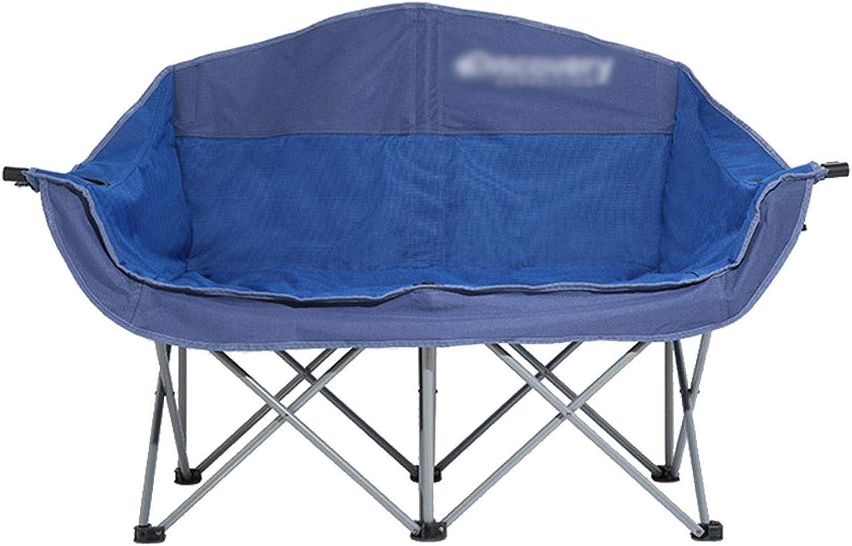 oferta de tienda LITTLErojoFOX Silla Plegable Doble Silla para Acampar al Aire Libre Libre Libre Parque portátil Patio Interior Excursión Pareja Familia  promociones de equipo