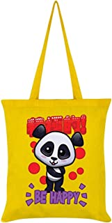 Handa Panda Be Happy Tote Bag