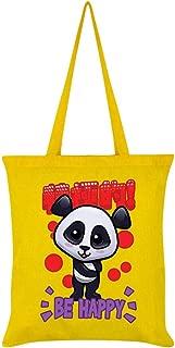 Handa Panda Be Happy Tote Bag