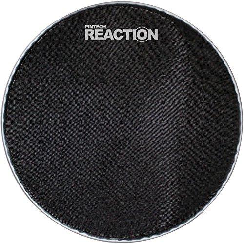 Pintech Percussion RH-14B Black Reaction Series Mesh Head 14