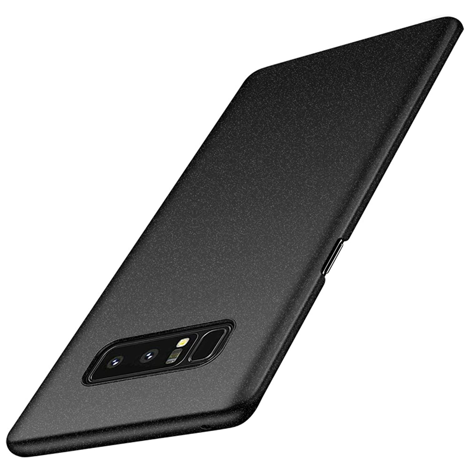 Anccer Compatible for Samsung Galaxy Note8 Case [Colorful Series] [Ultra-Thin] [Anti-Drop] Premium Material Slim Full Protection Cover for Samsung Galaxy Note 8 2017 (Matte Gray)