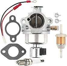 HIPA AM131951 AM125355 Carburetor for John Deere L110 LT133 LT150 LT155 LTR155 L17.542 Scott L17.542HS Sabre Riding Mower Lawn Tractor Fuel Filter