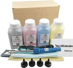 DINGLONG Toner Refill Kit Samsung Xpress C1860fw SL-C1860fw C1810w SL-C1810w C1860 C1810 Printer CLT-504s Compatible, 4-Pack