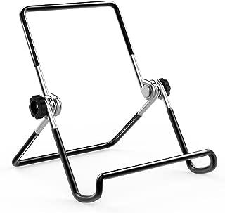 MoKo Foldable Tablet Stand, Universal Adjustable Portable Metal Holder Cradle for 7-8