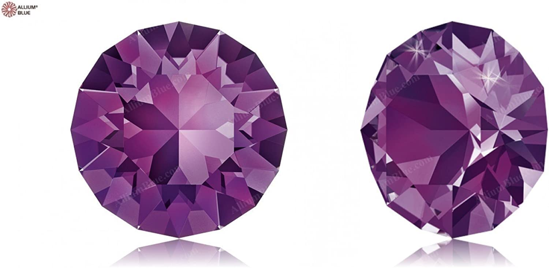 Swarovski Crystals 1164699 Round Stones 1088 SS 29 AMETHYST F, 288 Pieces