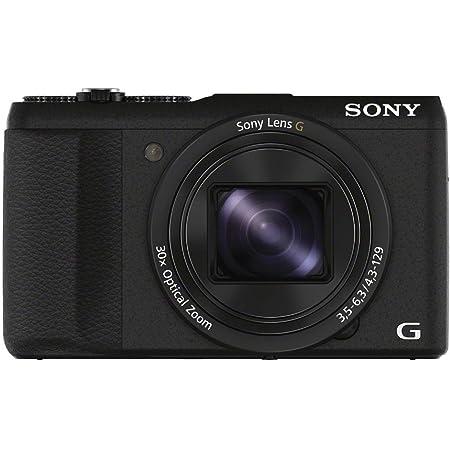 Sony Dsc Hx60 Digitalkamera 3 Zoll Schwarz Kamera