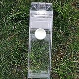 SPI Milch-, Wasserflasche, auslaufsicher, kreativ, transparent, plastik, 14, 500 ml