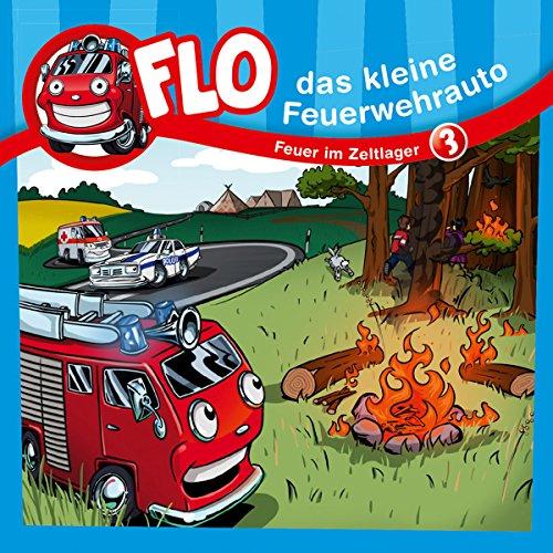 Feuer im Zeltlager  By  cover art