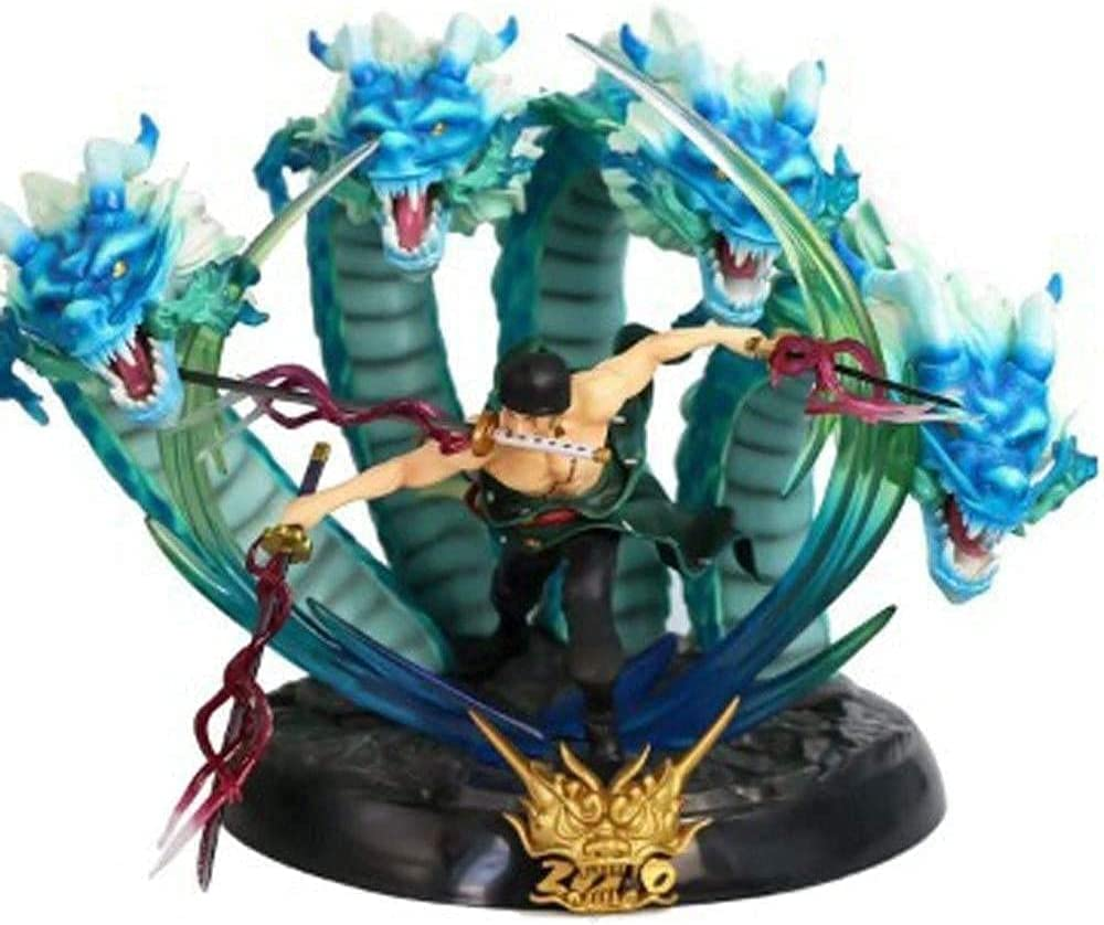 One Piece Anime New Shipping Free Shipping Thousand Gorgeous World Dragons Four Battle S F4
