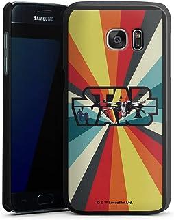 Hardcase compatibel met Samsung Galaxy S7 Telefoonhoesje Hoesje Star Wars Retro Fanartikel
