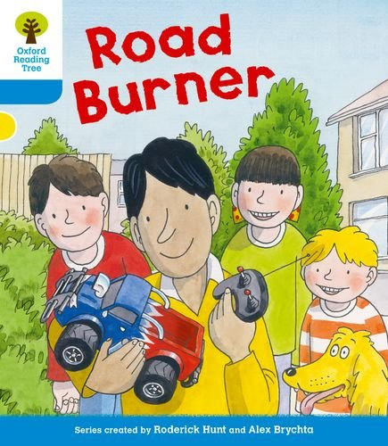 Oxford Reading Tree: Level 3 More a Decode and Develop Road Burnerの詳細を見る
