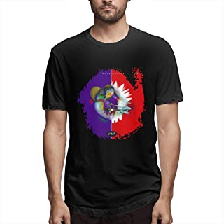 Men's BlackBerry Smoke 1 Comfortable Shirt