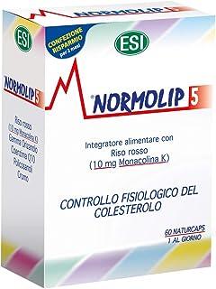Esi Normolip 5 Complemento Alimenticio para el Control