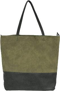 Handbags for Women Work Shoulder Bag Large Ladies Tote Handbags School With Zipper PU Leather Casual