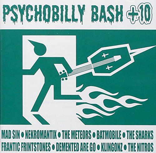 PSYCHOBILLY BASH + 10