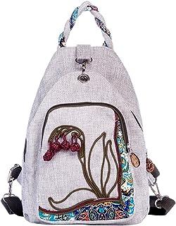 Amazon.es: bolsa de tela mujer