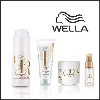 Kit Wella Reflections Tratamento Revelador de Luminosidade 4Un