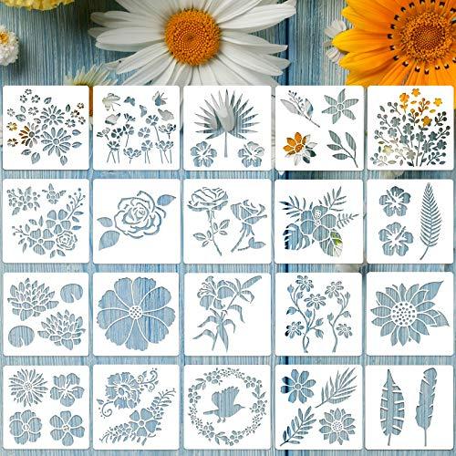 Flores Secas Manualidades Vintage flores secas  Marca Zonon