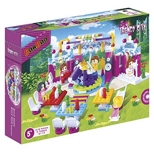 BanBao 6113 Construction Toy, Building Blocks