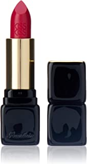 Son kem – Guerlain Kiss-Kiss Shaping Cream Lip Color Lipstick for Women, No. 361 Excessive Rose, 0.12 Ounce