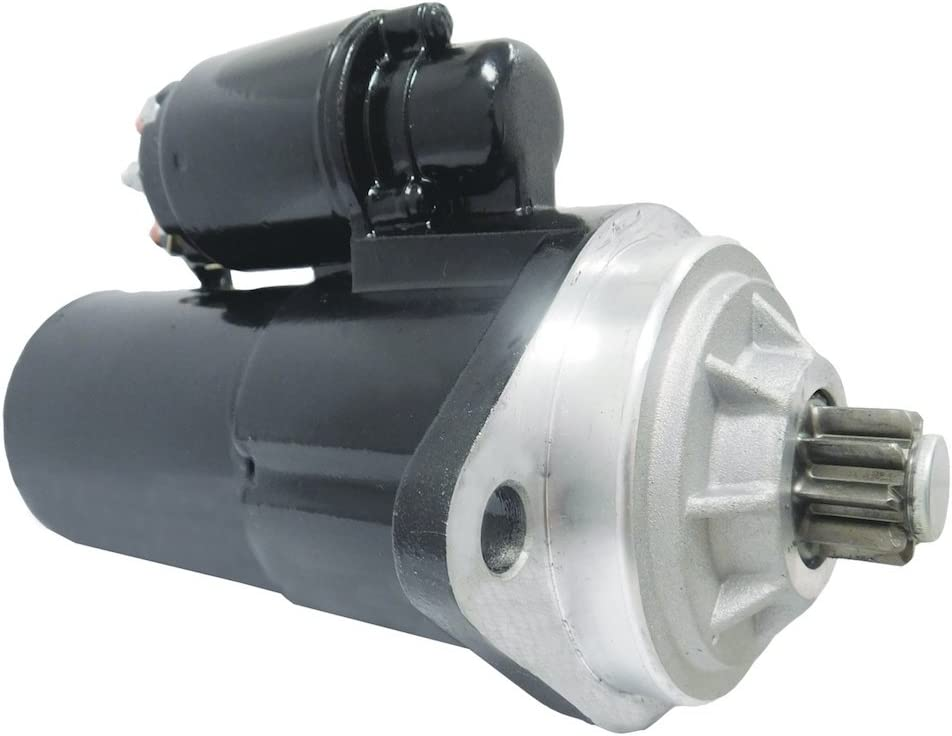Ranking TOP6 NEW Starter Compatible With Max 77% OFF Mercruiser 1 Omc Marine Ccw Crusader