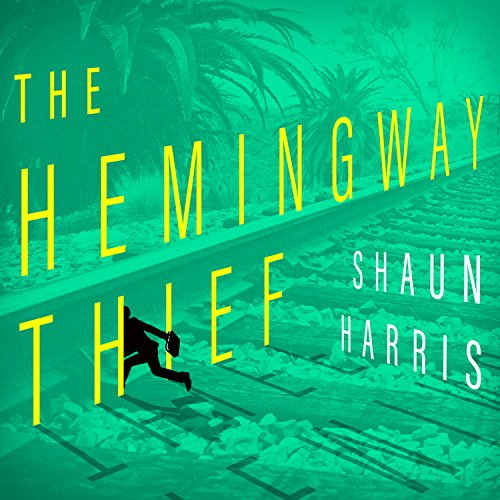 The Hemingway Thief audiobook cover art