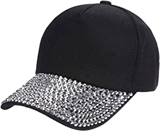 Best rhinestone studded baseball caps Reviews