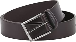 Hugo Boss Men's Geid Smooth Leather Belt
