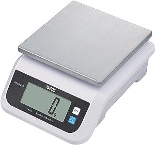 タニタ クッキングスケール キッチン はかり 料理 (取引証明以外用) デジタル 5kg 2g単位 KW-210 WH