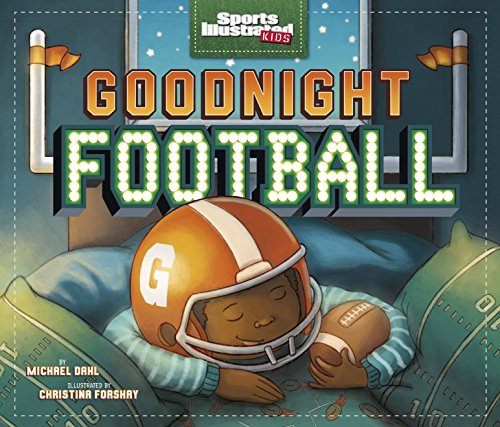 Goodnight Football (Fiction Picture Books) (English Edition)